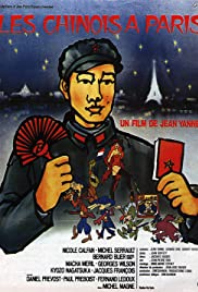 Chinese in Paris Poster