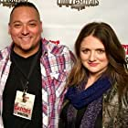 Arriving with Jennifer Gallego to the 2018 World Premiere of Saviors at the FirstGlance Film Festival in NoHo.