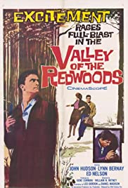 Valley of the Redwoods Poster