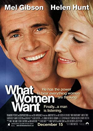 What Women Want Poster Image