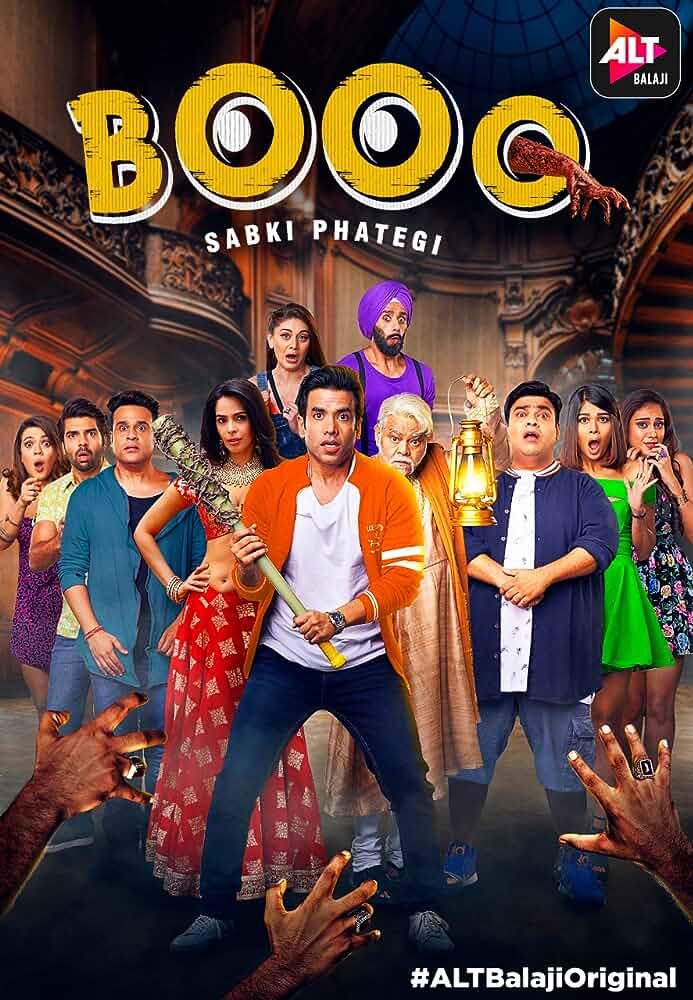 Booo (2019) – 720p – Hindi Originals Web Series