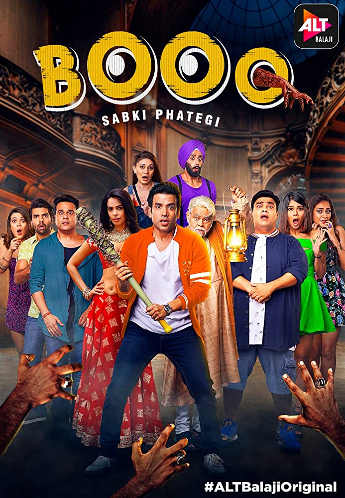 Booo: Sabki Phategi S01 2019 Web Series Hindi WebRip All Episodes 400mb 480p 1.3GB 720p