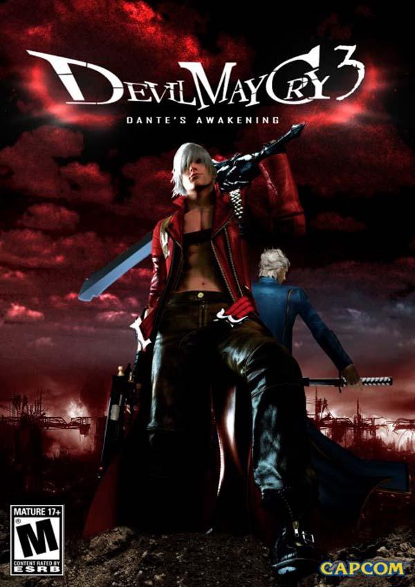 Devil May Cry 3 Dante S Awakening 2005