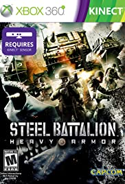 Steel Battalion: Heavy Armor Poster