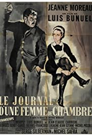 Diary of a Chambermaid (1964) Poster - Movie Forum, Cast, Reviews