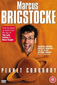 Primary photo for Marcus Brigstocke: Planet Corduroy