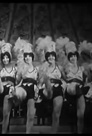 A Ziegfeld Midnight Frolic Poster