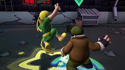 Marvel Super Hero Squad Online: The Iron Fist
