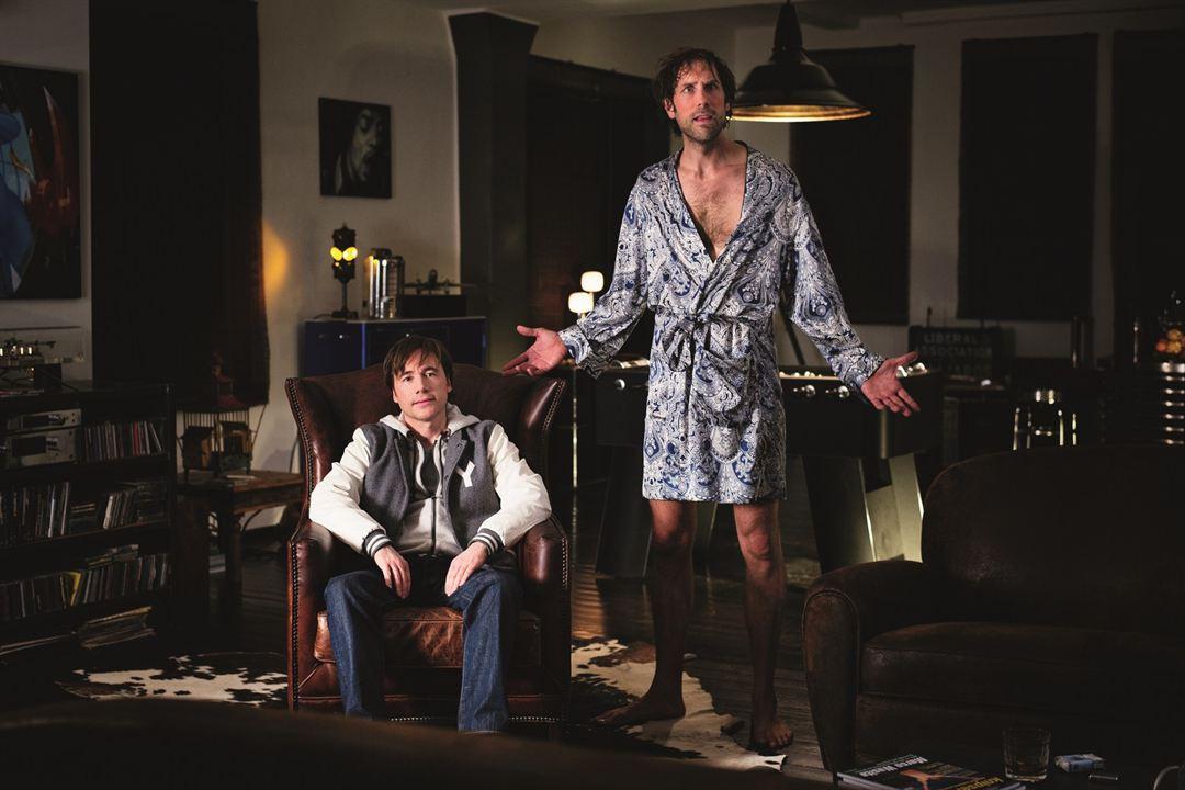 Alexander Wüst and Alexander Fehling in Buddy (2013)