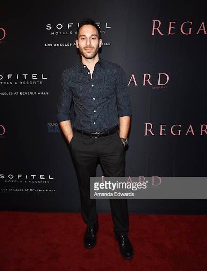 LOS ANGELES, CALIFORNIA - FEBRUARY 20: Actor Jake Hunter arrives at REGARD Magazine's 10 Year Anniversary Celebrating Women in Film and Television at Sofitel Los Angeles At Beverly Hills on February 20, 2020 in Los Angeles, California. (Photo by Amanda Edwards/Getty Images)