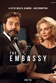 La embajada Poster