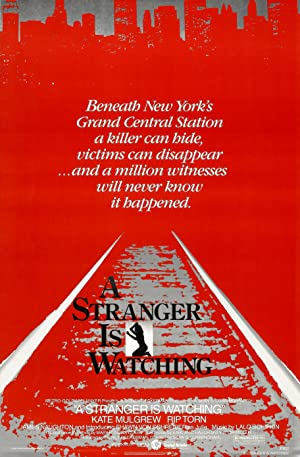 Where to stream A Stranger Is Watching