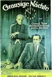 Eerie Tales Poster