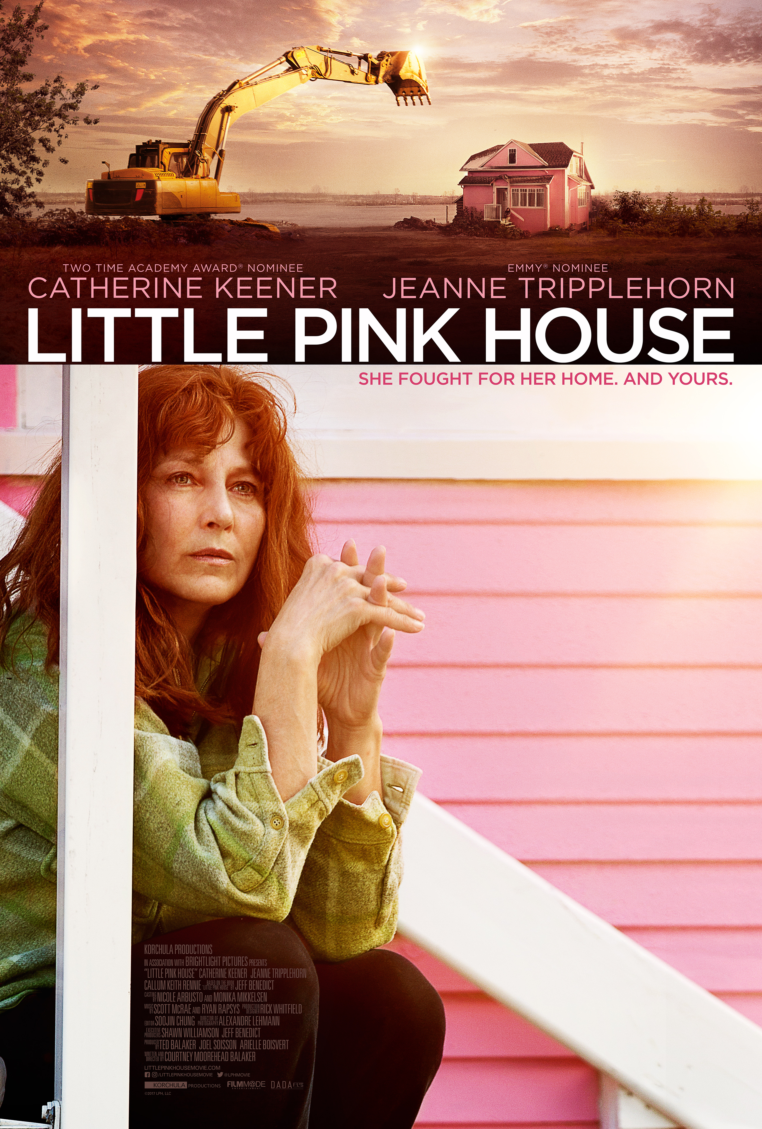 Little Pink House 2017 Imdb