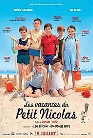 Mathéo Boisselier in Les vacances du petit Nicolas (2014)