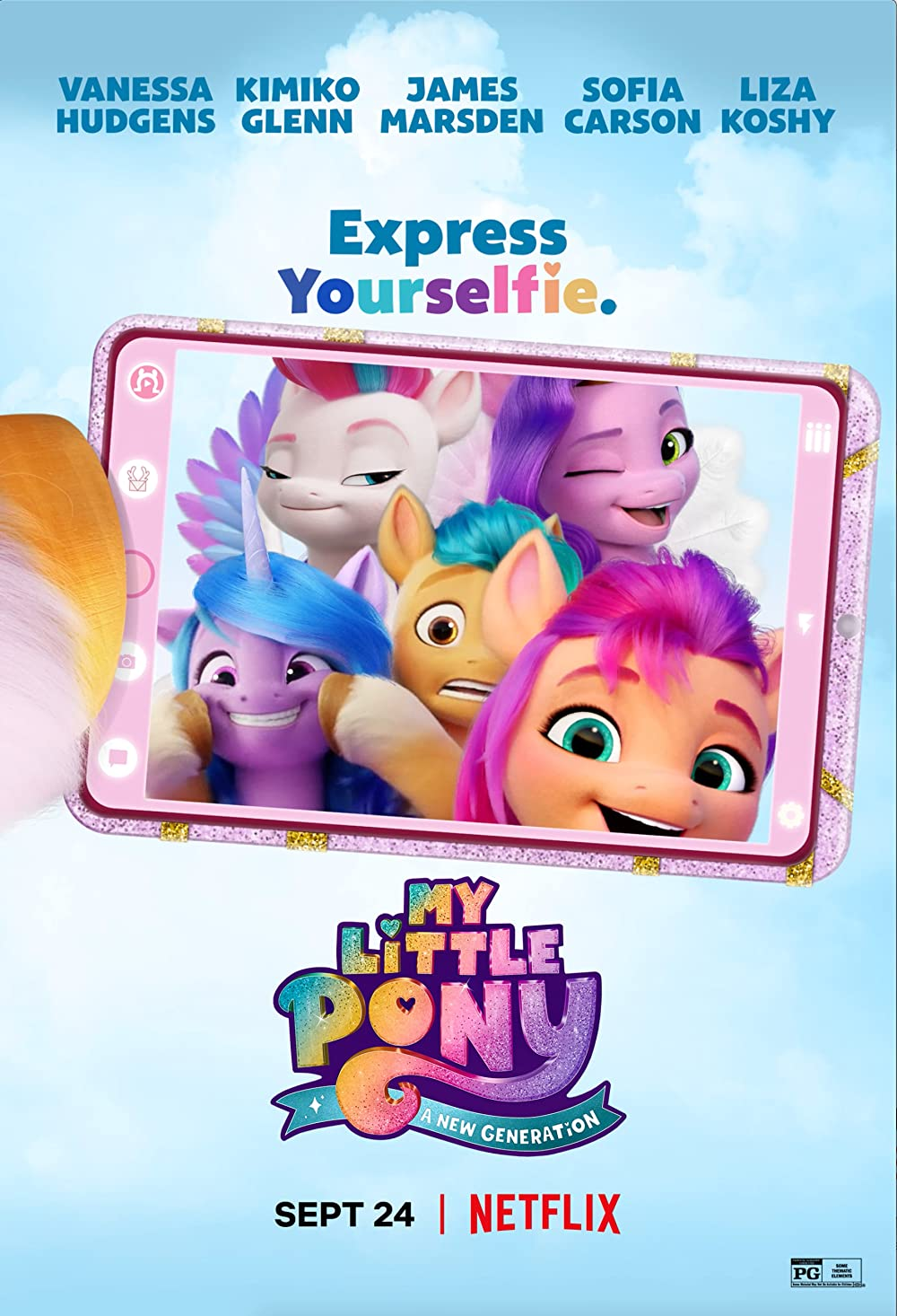 My Little Pony A New Generation 2021 Hindi Dual Audio 720p HDRip Download