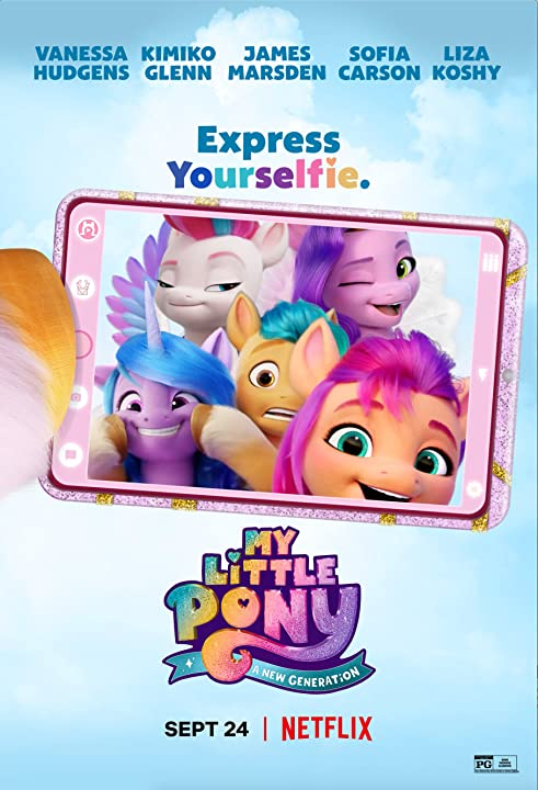 My Little Pony:活力新生代 | awwrated | 你的 Netflix 避雷好幫手!