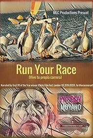 Freddy Moyano in Run Your Race (2020)