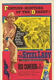 The Steel Lady Poster