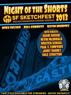 Where to stream RiffTrax Live: Night of the Shorts SF Sketchfest 2013