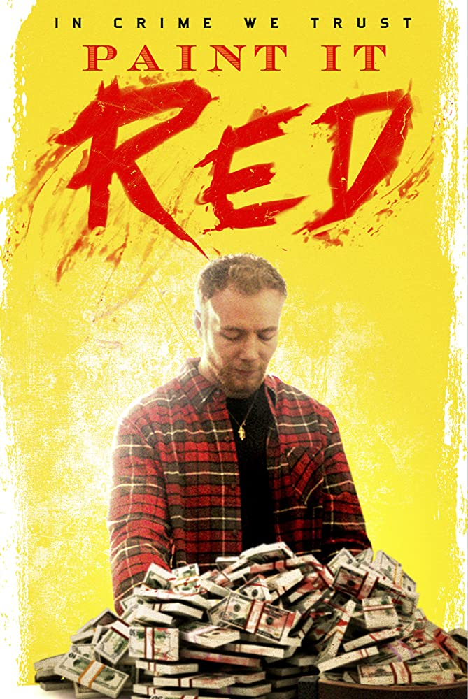 Paint It Red 2018 English 250MB WEBRip Download