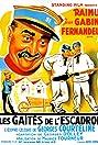 Les gaîtés de l'escadron (1932) Poster