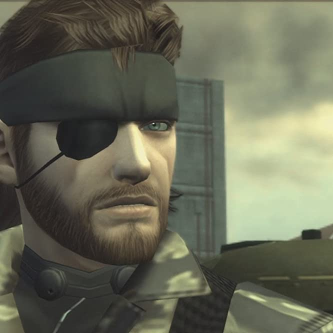 Metal Gear Solid 3: Snake Eater (2004)