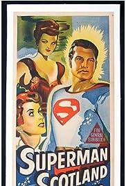 Superman in Scotland Yard Poster