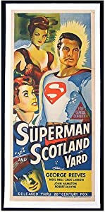 Movies hd download pc Superman in Scotland Yard by Kunt Tulgar [360p]