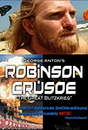 Robinson Crusoe: The Great Blitzkrieg Poster