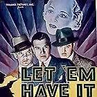 Richard Arlen, Virginia Bruce, and Bruce Cabot in Let 'em Have It (1935)
