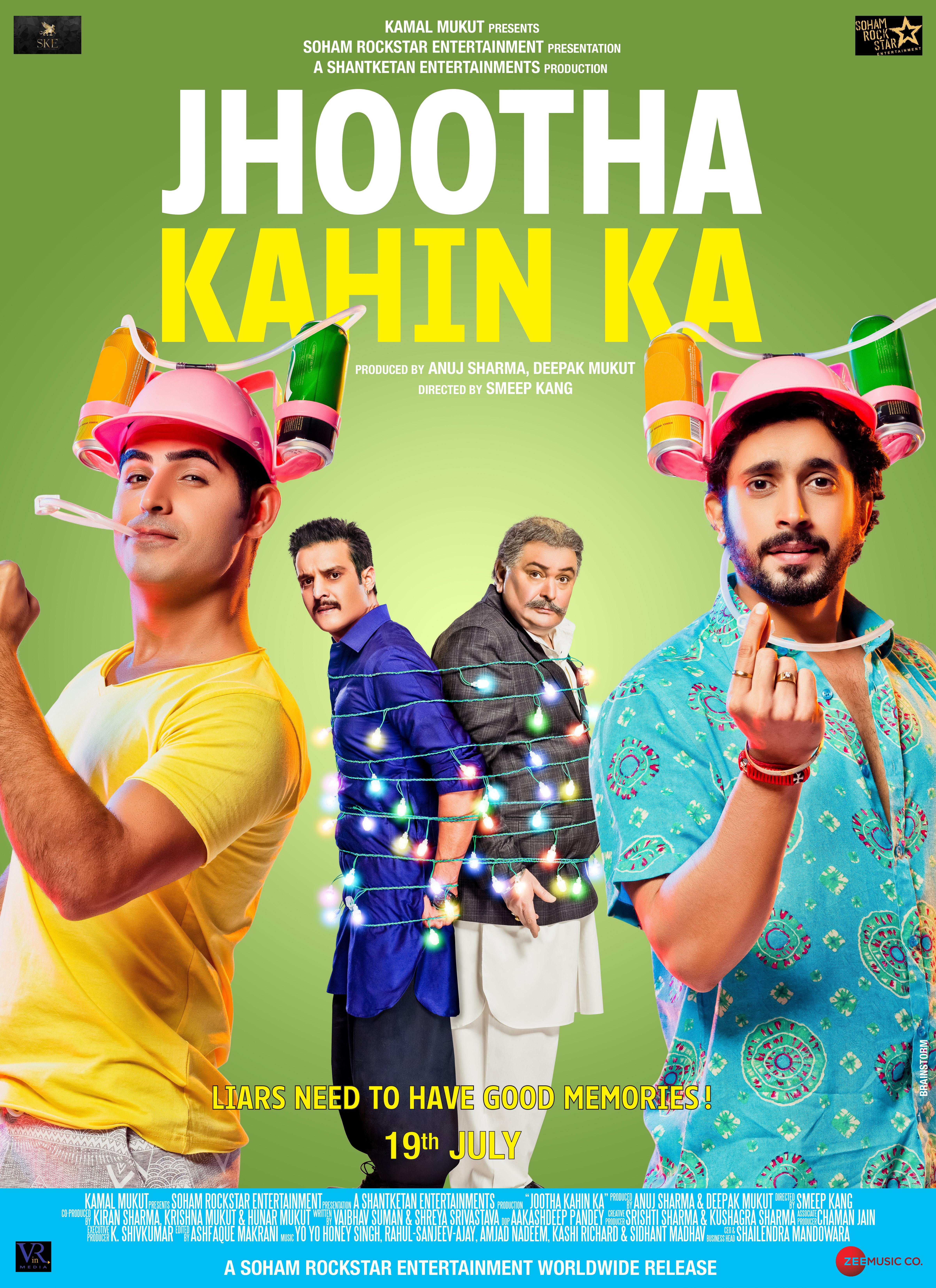 Jhootha Kahin Ka (2019) - IMDb
