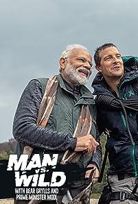 Man vs Wild with Bear Grylls & PM Modi