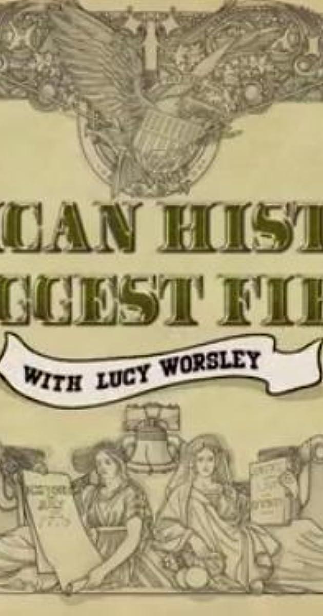 download scarica gratuito American History's Biggest Fibs with Lucy Worsley o streaming Stagione 1 episodio completa in HD 720p 1080p con torrent