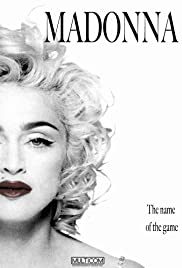 Madonna: The Name of the Game Poster