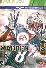 Madden NFL 13(2012) Poster - Movie Forum, Cast, Reviews