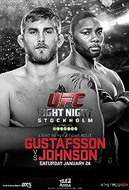 UFC on Fox: Gustafsson vs. Johnson