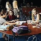 Quinn Shephard, Tessa Albertson, Nadia Alexander, and Sarah Mezzanotte in Blame (2017)