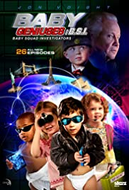 Baby Geniuses Television Series Poster