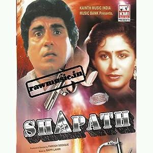Shapath movie, song and  lyrics