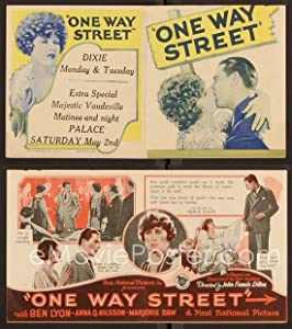 A good funny movie to watch One Way Street [flv]