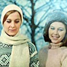 Lyubov Nefyodova and Nelli Pshyonnaya in Molodye (1971)