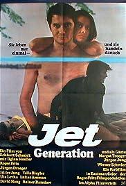 Jet Generation - Wie Mädchen heute Männer lieben Poster
