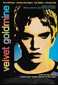 Jonathan Rhys Meyers in Velvet Goldmine (1998)