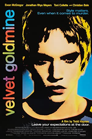 Movie Velvet Goldmine (1998)