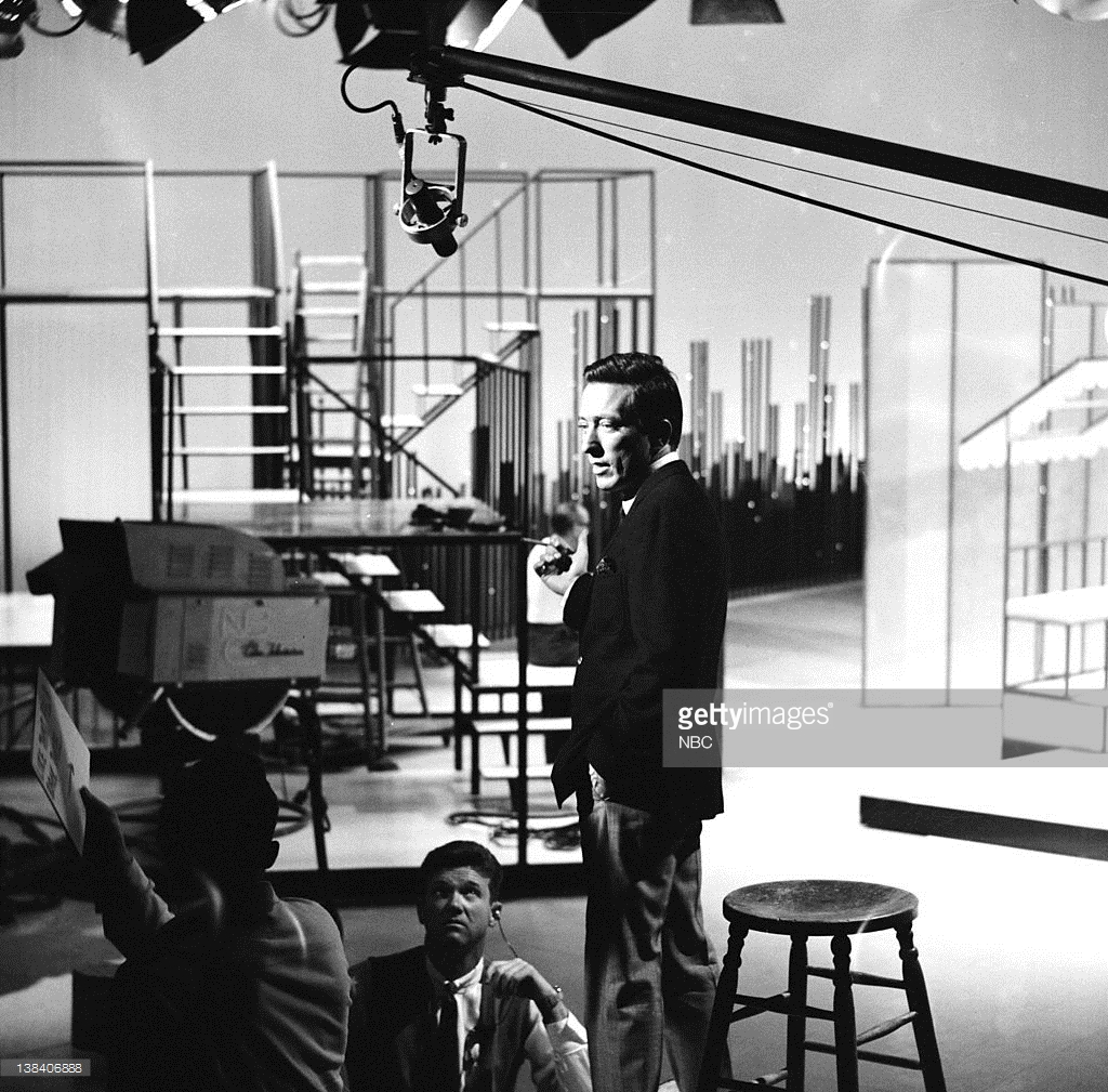Andy Williams in The Andy Williams Show (1962)