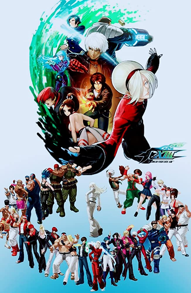 The King Of Fighters Xiii 2010