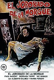El jorobado de la Morgue Poster - Movie Forum, Cast, Reviews