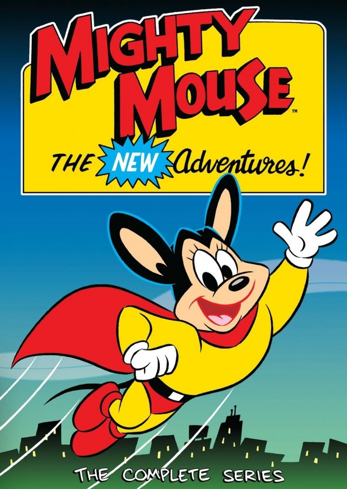 Mighty Mouse: The New Adventures (1987)