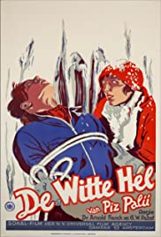 White Hell of Pitz Palu Poster